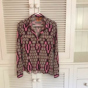Tory Burch Blouse Size Small